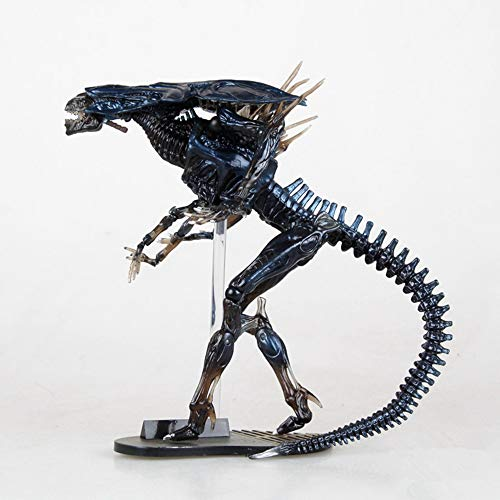 ISee Die Predator Alien Queen Actionfigur, Movie Character Replica Modell, Alien Queen Statue, Souvenirs, Sammlerstücke, Geschenke für Fans (Alien-film-sammlerstücke)