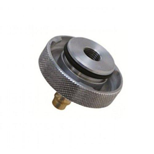MANOTEC Bremsenentlüftung Adapter Nr.40 passend für Mitsubishi, Nissan, Renault, Hyundai, Suzuki, Kia, Chrysler, Ford u.v.m. u.v.m. Bremsenentlüftungsadapter Bremsenentlüfter Made in Germany Chrysler-adapter