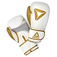 12OZ BOXING GLOVES-GOLD/BLK, 1 SIZE