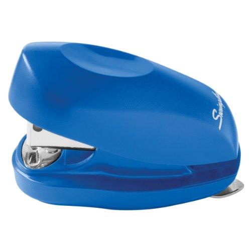 Swingline Tot Hefter mit eingebautem Entklammerer, fertig verpackt mit 1000Swingline Standard Heftklammern, blau (s7079172)