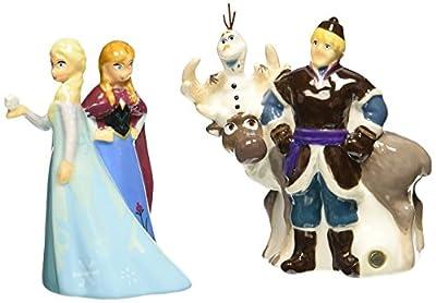 Salt & Pepper Shakers - Disney - Frozen New Licensed 26423 by Westland