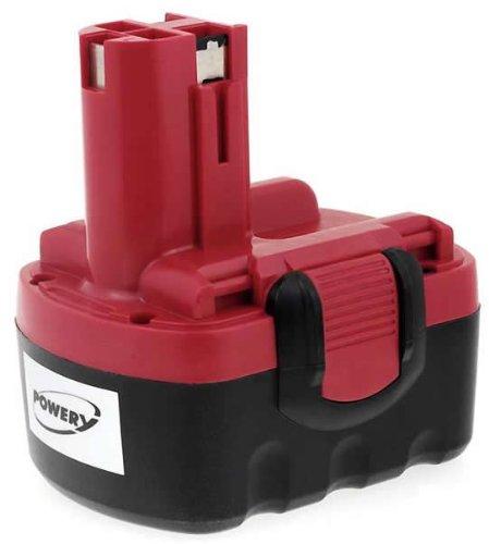 Preisvergleich Produktbild Hochwertiger 14,4V Akku für Bosch Bohrschrauber PSR 14,4VE-2 || NiCd || Akkuzellen aus neuester Produktion