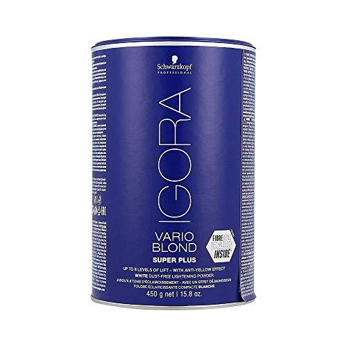 Nero testa Professional Igora Vario Blond Super Plus 1er Pack