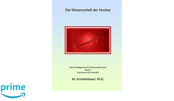 Die Wissenschaft der Hockey: Band 3: Daten & Diagramme für ...