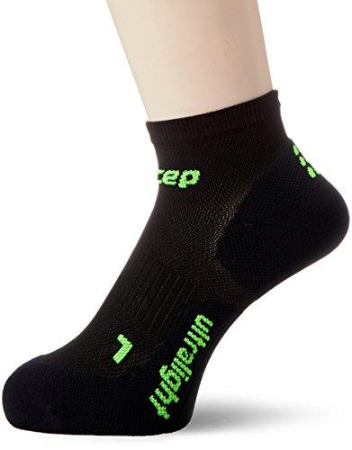CEP Herren Ultralight Low Cut Men Socken, Schwarz, IV