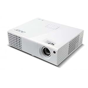 projecteur Acer P1173 3D DLP SVGA (directement sur 3D capable HDMI 1.4a, 3000 ANSI lumens, 800 x 600 pixels, MHL) blanc