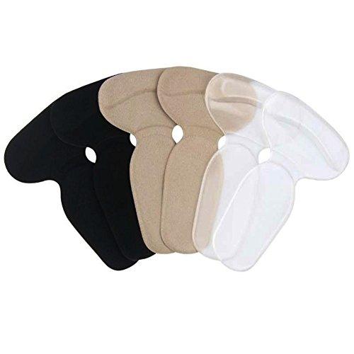 S&L S&L Heel Griffe Fersenpolster Fersenschutz Selbstklebende Silikon Gepolsterte Ferse Snugs Fußpflege Schutz 3 Pairs