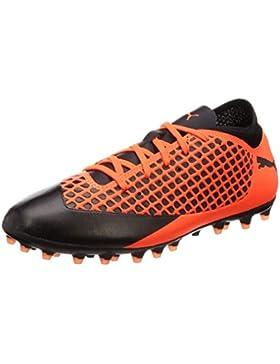 Puma Future 2.4 MG Jr, Zapatillas de Fútbol Unisex Niños