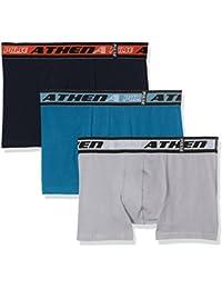 Athena Men's Pulse Boy Short Pack Of 3