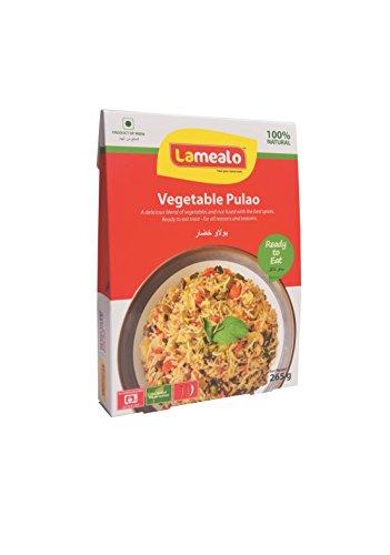 LAMEALO Vegetable Pulao 265g