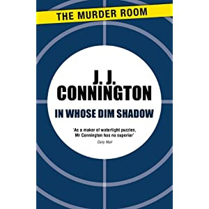 In Whose Dim Shadow (Murder Room)