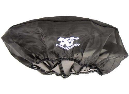 22–1440PK K & N AIR FILTER Wrap PRECHARGER; 35,6cm D, 10,2cm H, BLK (echtes KN Zubehör) (Air Wrap Filter)