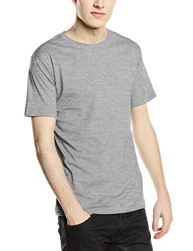 Stedman Apparel Herren T-Shirt Classic-t Fitted/st2010 Grau - Grey heather