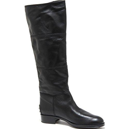 65445 stivale TOD'S NERO scarpa donna shoes women Nero