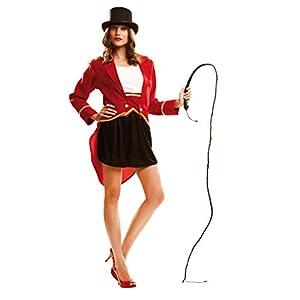 My Other Me Me-201999 Disfraz de presentadora de circo, Color oro, M-L (Viving Costumes 201999