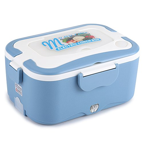 1.5L Fiambrera eléctrica comida térmico Lunch Box