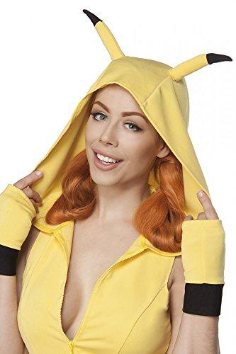 shoperama-Deluxe-Pikachu-para-Disfraz-de-Mujer-Jumpsuit-con-Capucha-Sexy-Pokemon-Carnaval-Mono-Pantaln-Hot-Pants