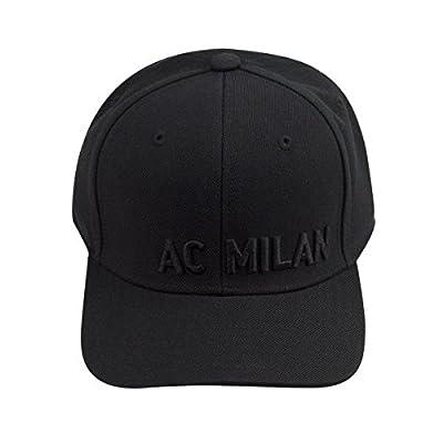 2014-2015 AC Milan Adidas Anthem Cap (Black)