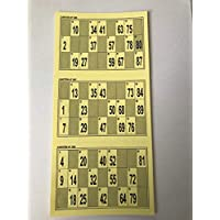 450 CARTONES TROQUELADOS DE Bingo