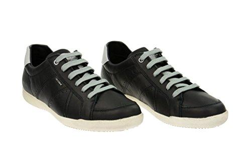 Geox Geox X Cult Schuhe in schwarz Halbschuhe U42F5A, Scarpe stringate uomo Nero (nero)