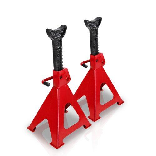 Preisvergleich Produktbild Holzinger 1 Paar Unterstellböcke 6 Tonnen