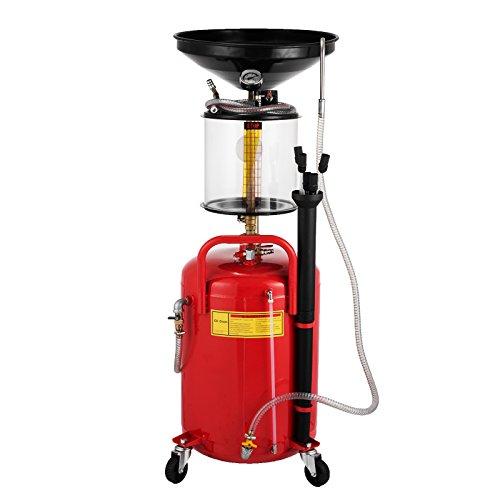 HODOY Pompa Aspira Olio Pompa Diesel 64L Olio di Scarico Pneumatico Estrattore di Olio