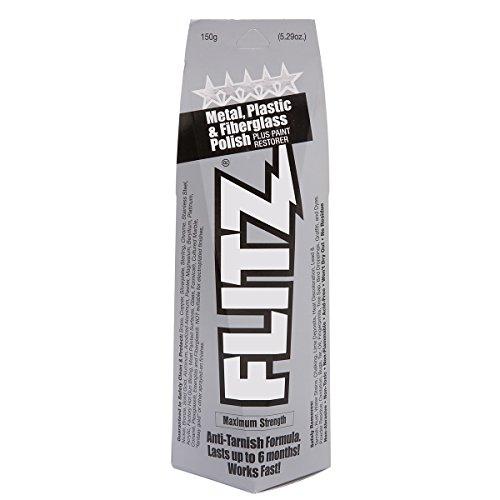 Flitz BU 03515 Automotive-Metal-Cleaners