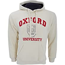 Oxford University- Sudadera con capucha unisex (4 colores)