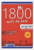 Les 1800 mots de base anglais