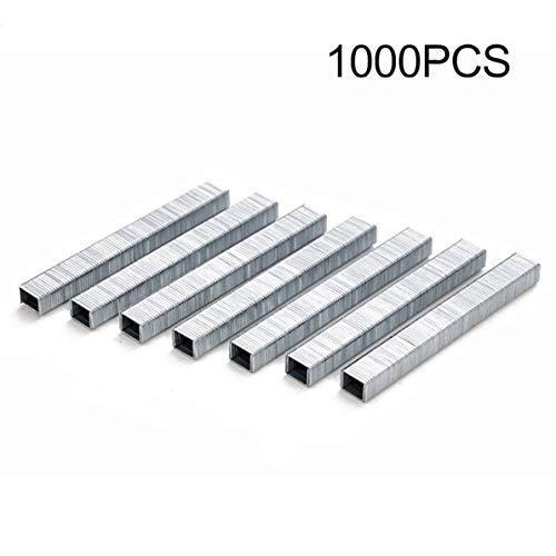1000Pcs 1008J Grapas Forma Puerta 11.3 * 1.2mm Clavos