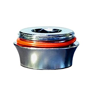 Aearator Adapter M17 female to M22 male - fits for Jado IQ - M22x1 x M17x1 - diameter about 17 mm