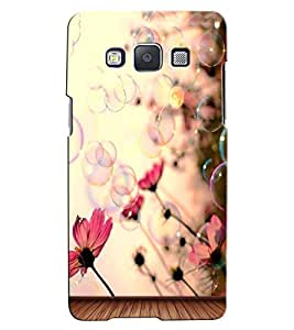 Citydreamz Bubbles/Flowers/Pink Hard Polycarbonate Designer Back Case Cover For Samsung Galaxy J2 Pro