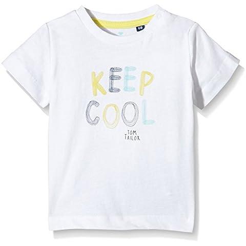 Tom Tailor Kids Peached Keep Cool T-Shirt, Camiseta Para Bebés