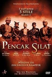 PENCAK SILAT - 5 EXPERTS - 5 STYLE vol.1