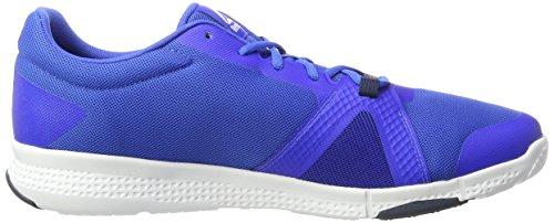 Reebok Herren Trainflex Lite Fitnessschuhe Blau (Vital Blue/collegiate Navy/white)