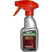 Wildlife Research 82168hot-scrape 8-Ounce disparador botella
