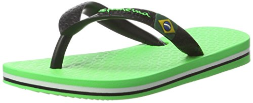 c65670d9ce7489 Ipanema Unisex Kids Classica Brasil Ii Kids 0 Multi-Coloured Size  2.5-3