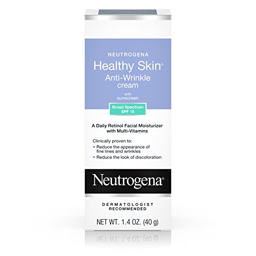 Neutrogena healthy skin anti wrinkle cream with SPF 15, original formula - 1.4 oz (Sonnenschutzmittel)