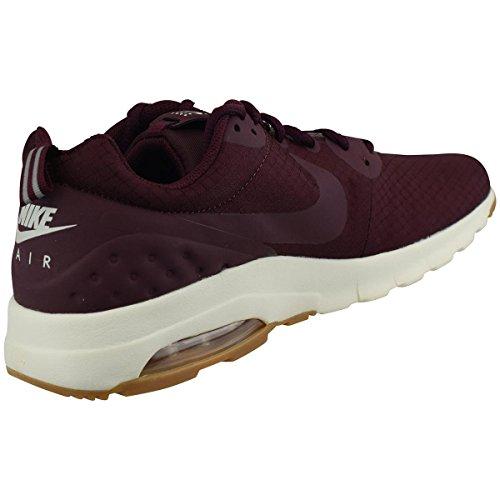 Nike Air Max Motion LW SE weinrot Herren Damen Sneaker mit Socken Rot
