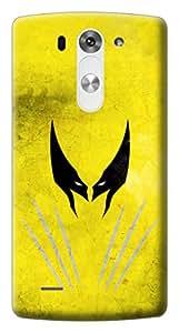 Mott2 Back Case for LG G3 Beat | LG G3 BeatBack Cover | LG G3 Beat Back Case - Printed Designer Hard Plastic Case - Mott2 printed case - superheros theme