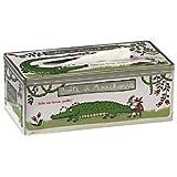 Derrière la Porte (DLP) Tissue Box with Crocodile Design
