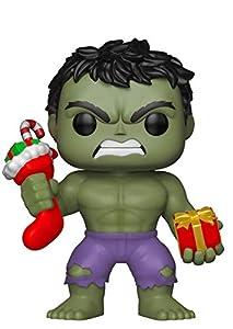 Marvel Holiday - Hulk, Multicolor, FUNKO Pop