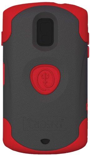Trident Fall Aegis Schutzhülle für Samsung Galaxy S Aviator-1Pack, rot Ag Aviator