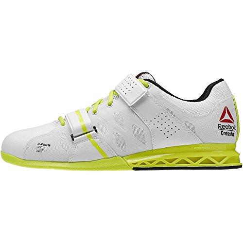 Reebok Crossfit élévateur de chaussures de hommes Bianco (bianco)