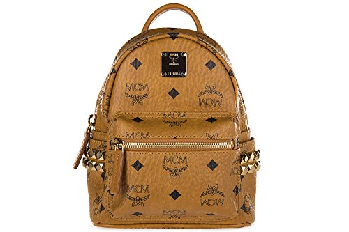 Imagen de mcm  bolso de mujer nuevo stark mini marrón
