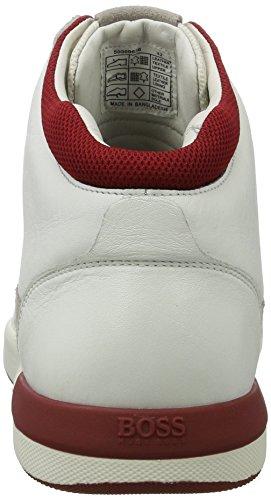 Boss Orange Stillnes_hito_ws 10198927 01, Sneakers Basses Homme Blanc (White)