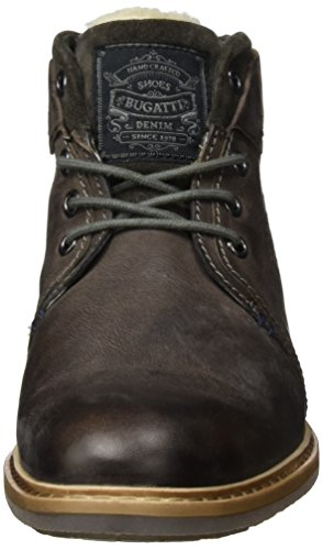 bugatti Herren K28501g Desert Boots Grau (Grau 160)