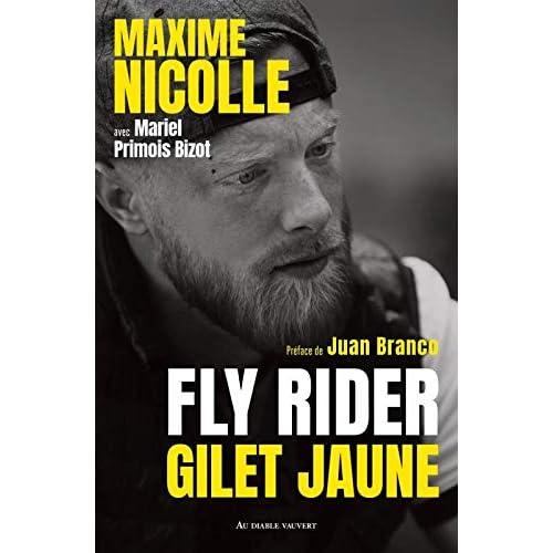 Fly Rider : Gilet jaune