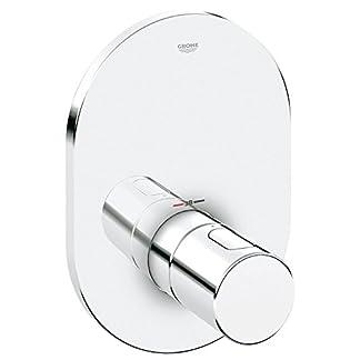 Grohe Grohtherm 3000 – Cosmopolitan Termostato para baño/ ducha o cabina de ducha (3/4″) Ref. 19