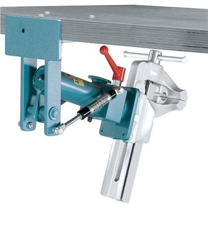 Abklapp-/Höhenverstellgerät Stock m. Lift ca.175mm, für Schraubstock : 40 00 830 353, für Backenbreite : 140 mm